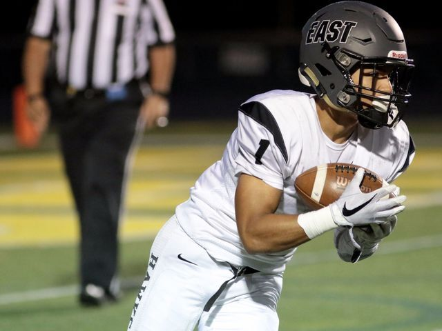 Sycamore 40, Lakota East 13