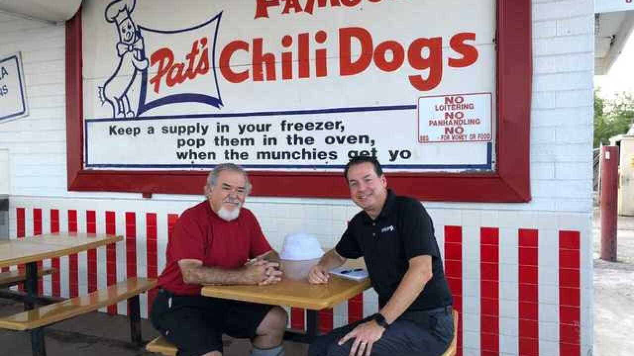 Pat's Chili Dogs remains 'Absolutely Arizona'