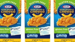 Kraft Just Launched A Gluten-free Version Of Its Iconic Mac 'n' Cheese