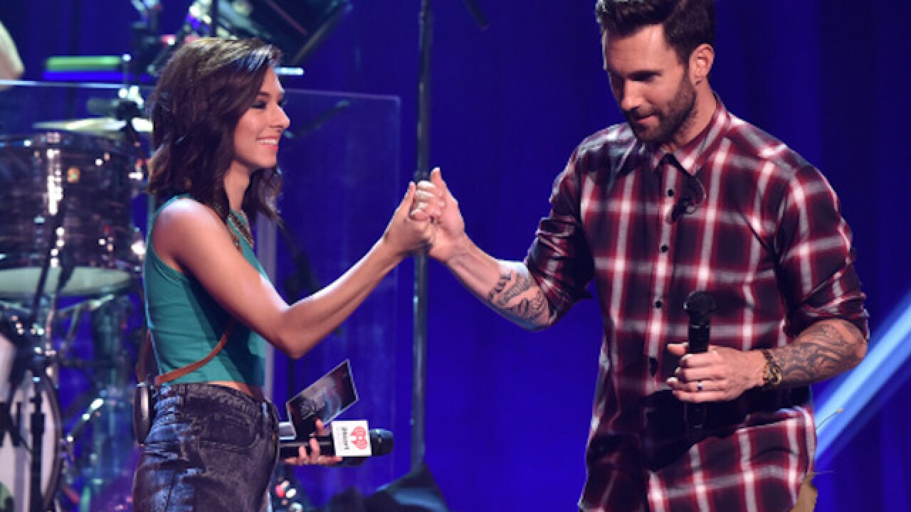 Adam Levine offers to pay funeral expenses for fellow 'Voice' star