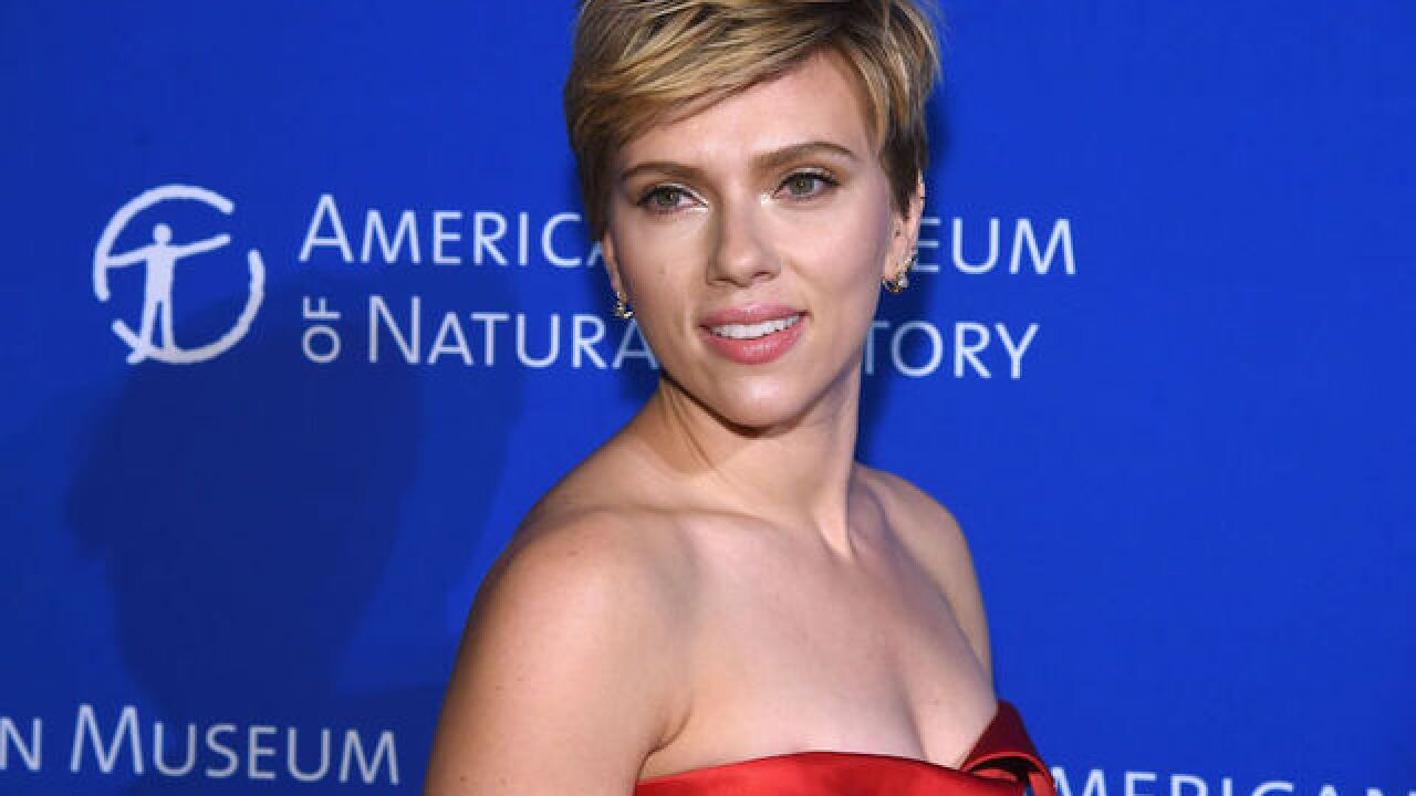Scarlett Johansson won't play trans man in film after backlash