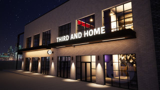 Third and Home rendering