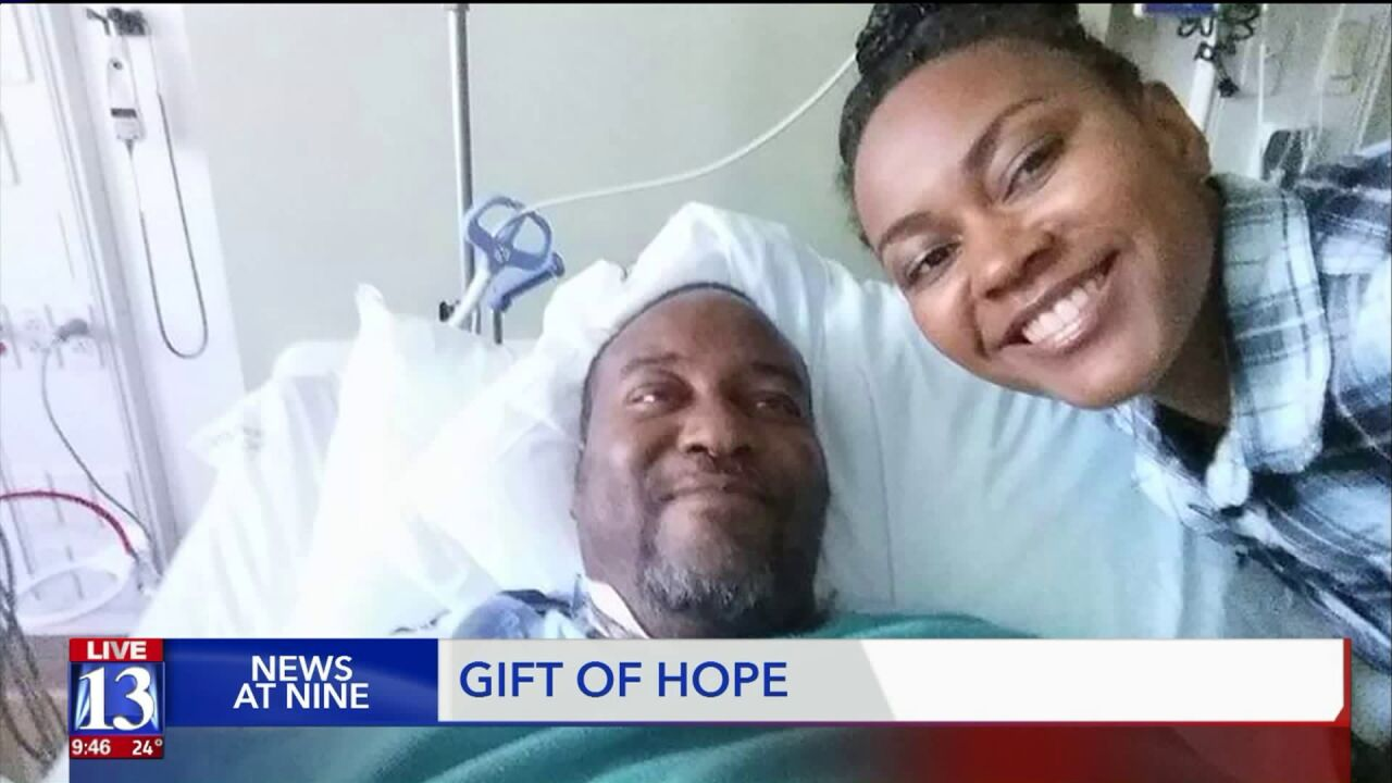 Gift of Hope: Father and daughter bonded through the miracle of organ donation