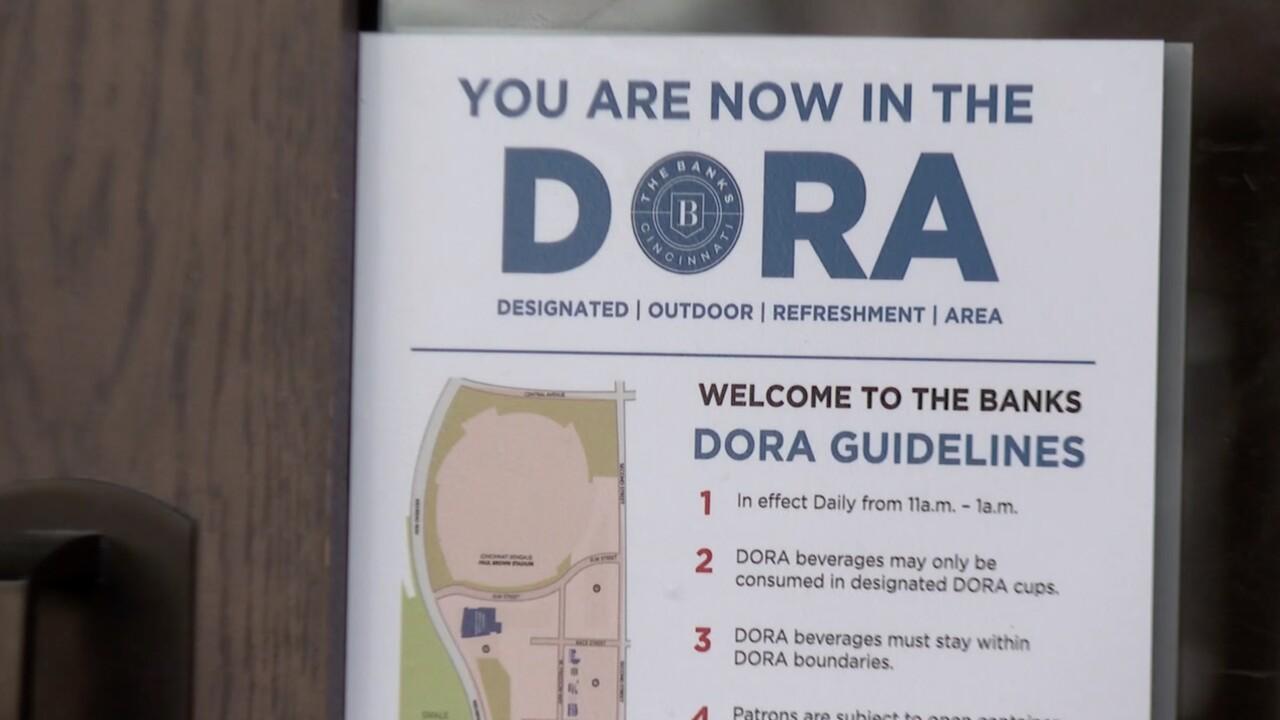The Banks DORA