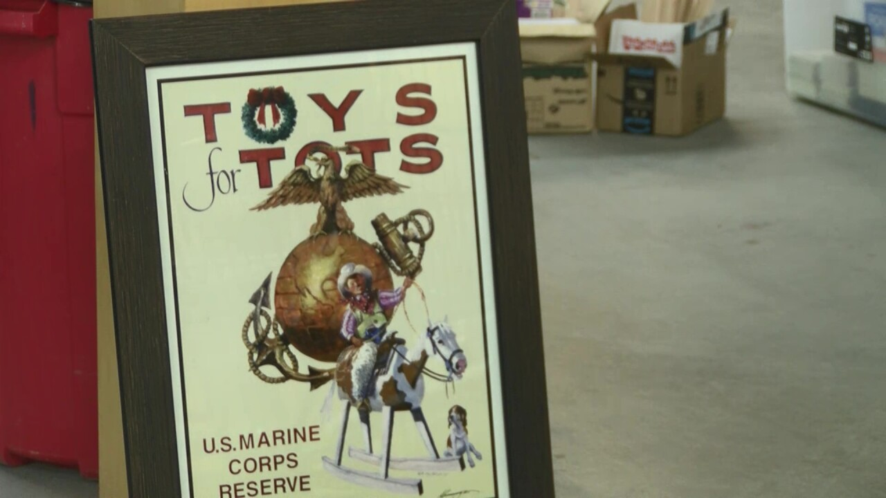Toys For Tots gears up for annual fundraiser