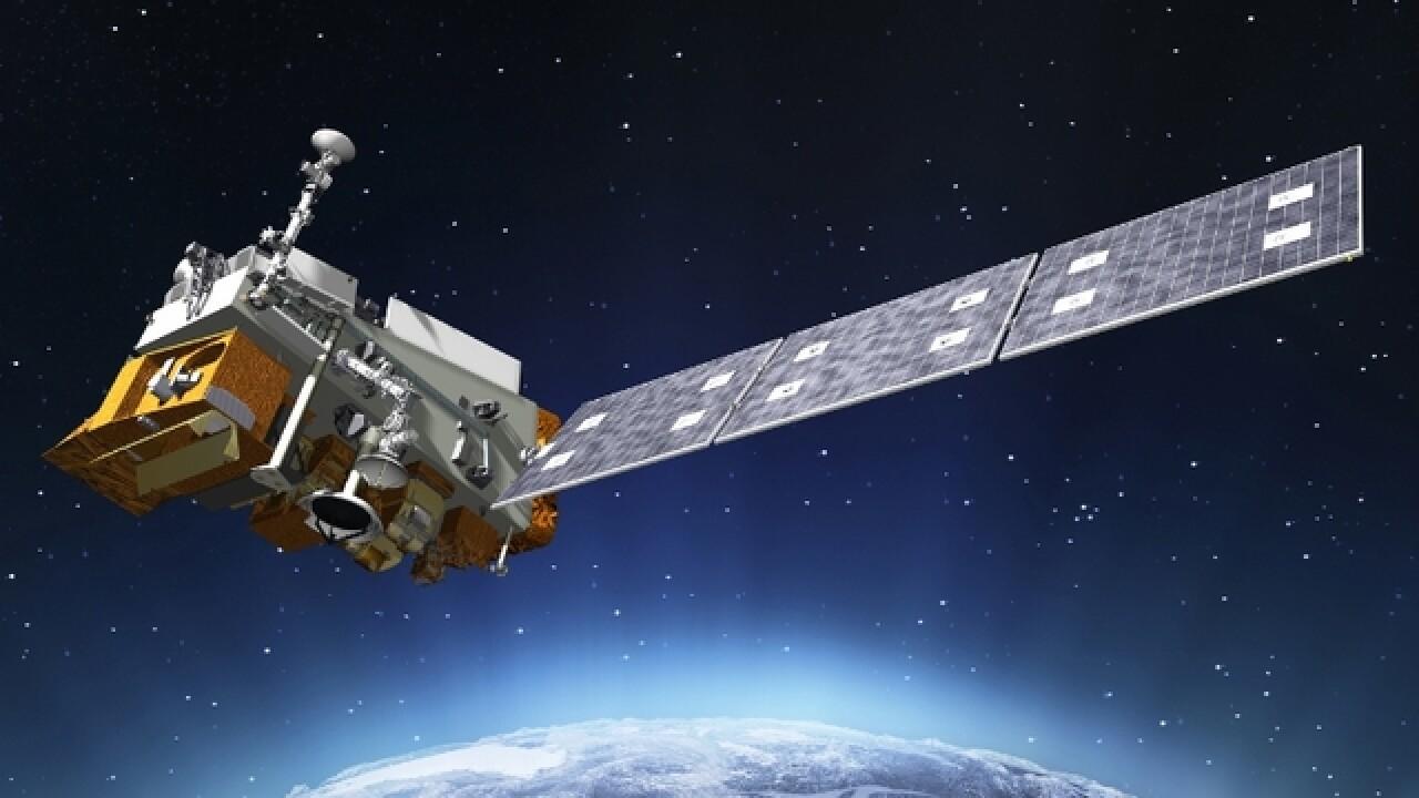 New satellite will help improve future forecasts