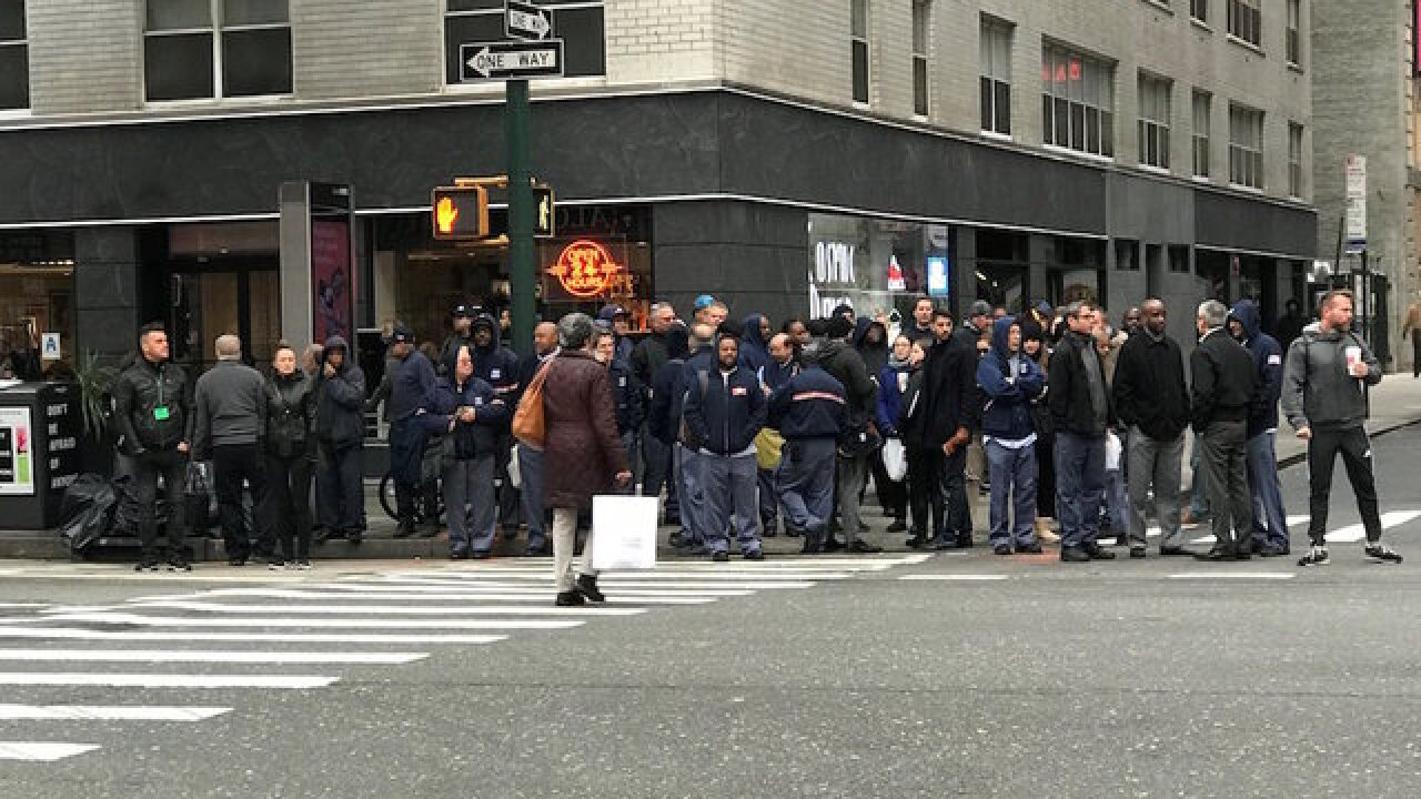 Investigation into 11th, 12th suspicious package