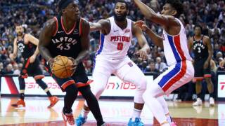 Pascal Siakam scores 19 of 30 in 3rd, Raptors beat Pistons