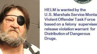 BOLO Alert – Wanted In Montana: Jeffery Helm