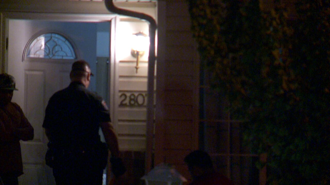 Gunshots hit at least one home in West Valley