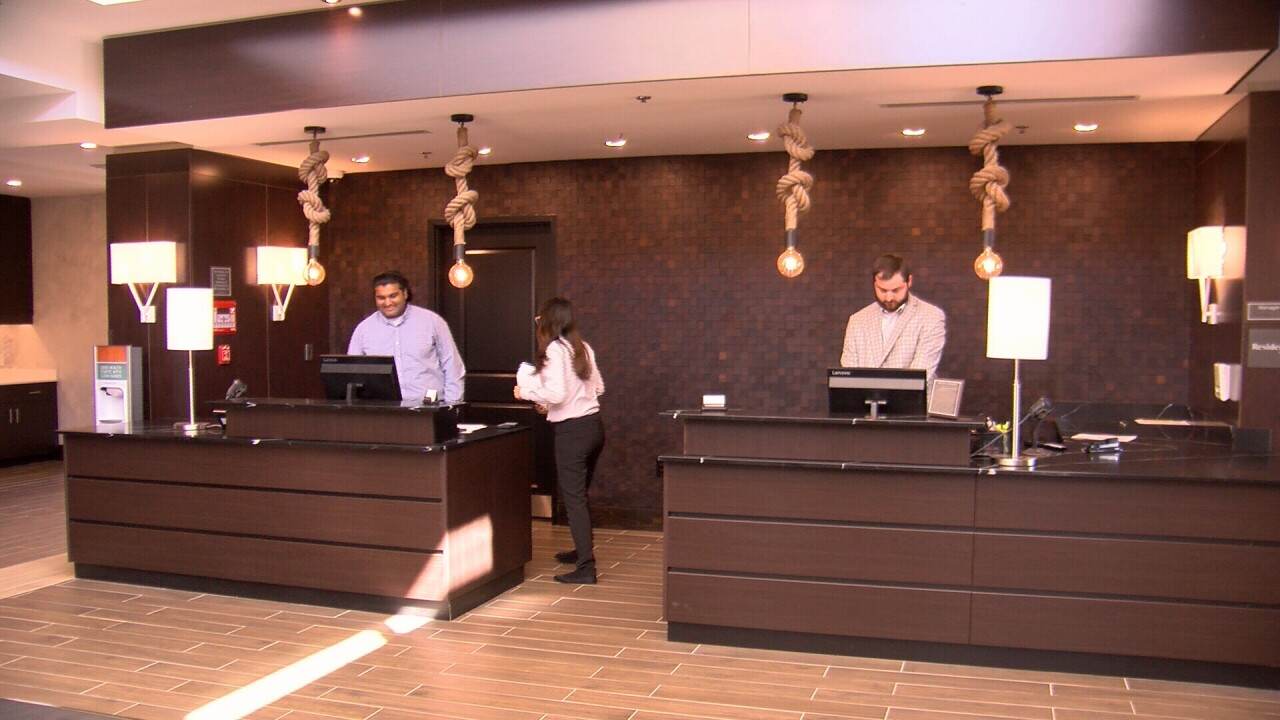 New hotel calls Corpus Christi Bayfront home