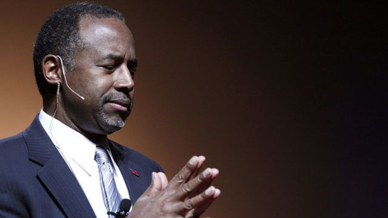 Ben Carson officially drops out of race