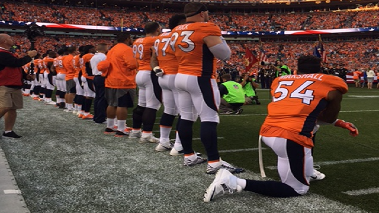 What you need to know about Brandon Marshall's stance on social inequality
