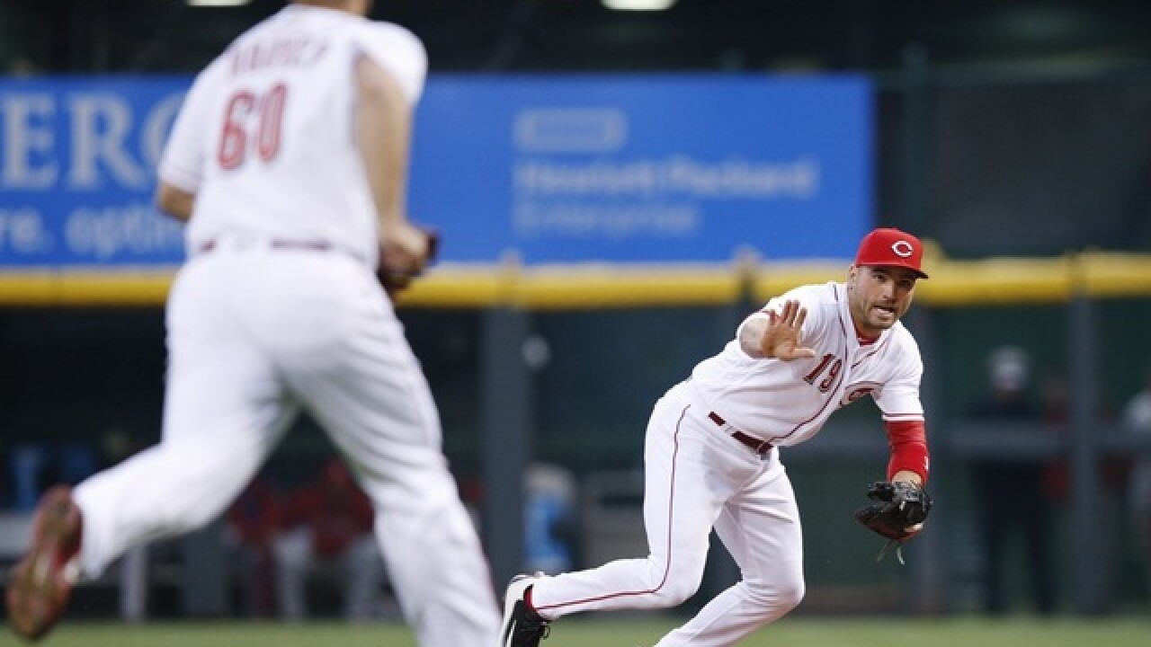 Votto: 'I haven't played particularly well'