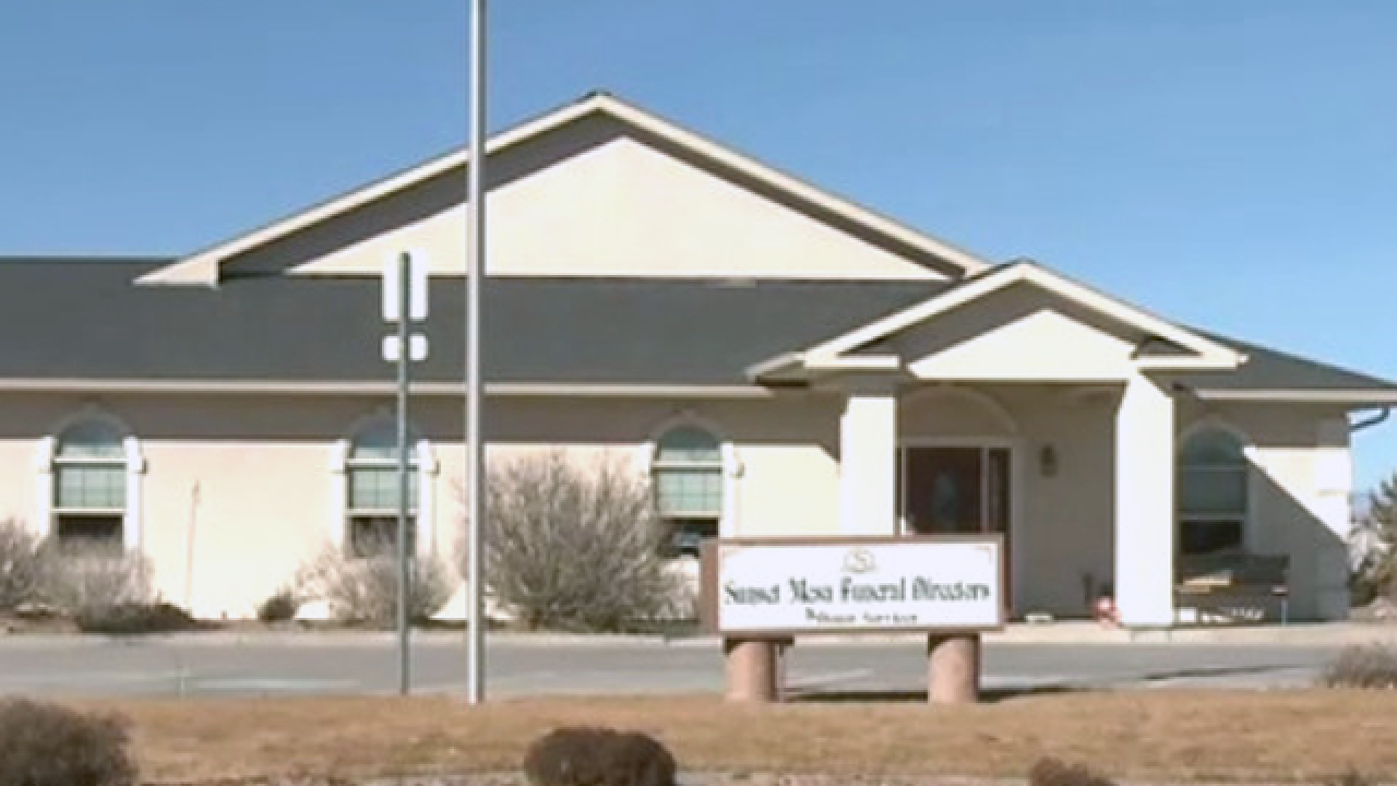 Lawsuits filed against closed Montrose funeral home
