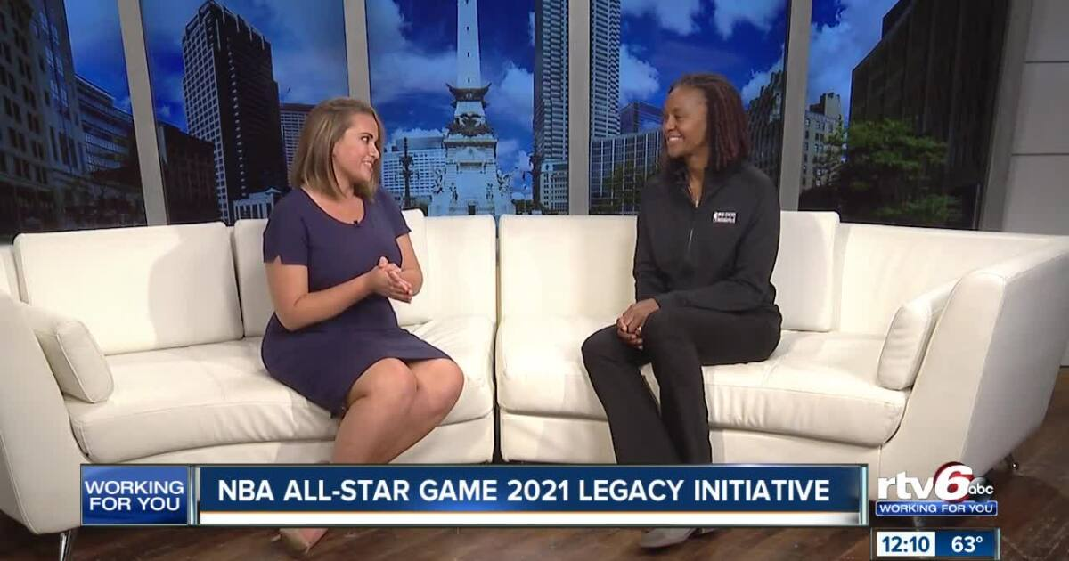 Tamika Catchings on NBA All-Star game 2021 legacy initiative