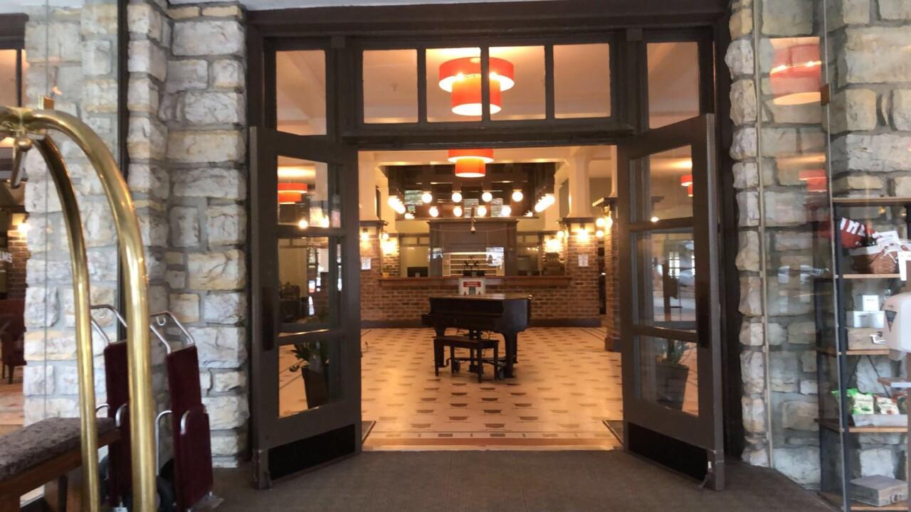 Elms Hotel Excelsior Springs