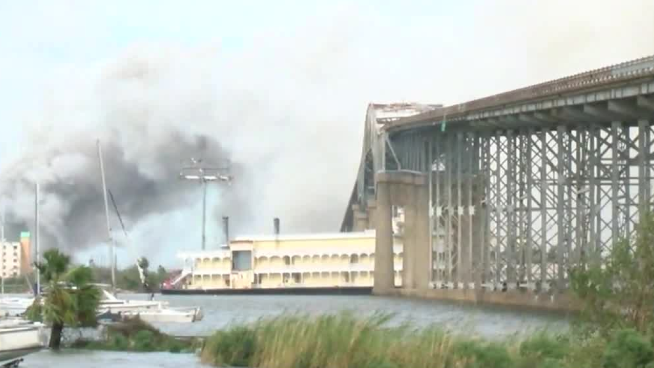 Westlake Chemical fire.PNG