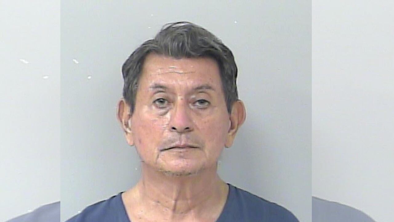 Robert Medina arrest photo