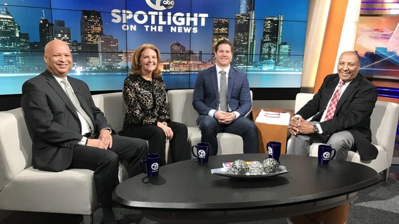 Spotlight on Snyder's budget, MSU & Detroit