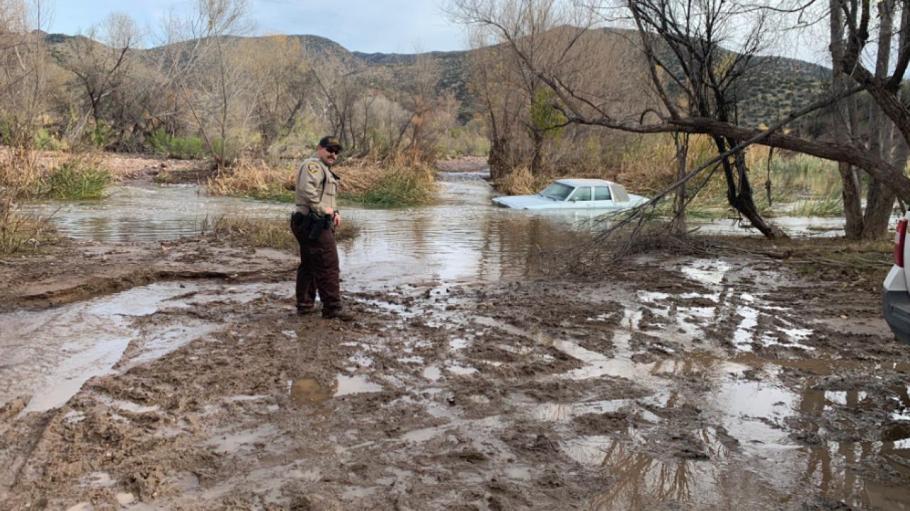 Man dies after swept away in Tonto Creek