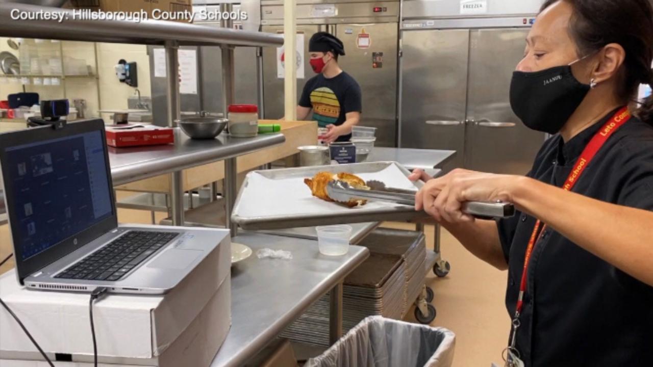 leto high school culinary program