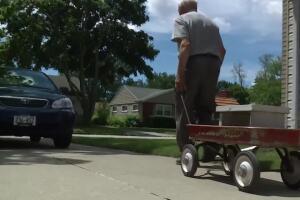 Stolen wagon returned to Appleton man
