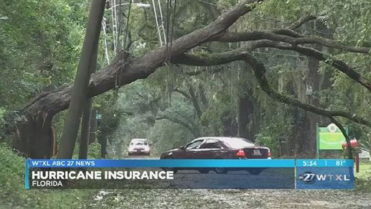 Insurance companies remind customers to check coverage during hurricane season