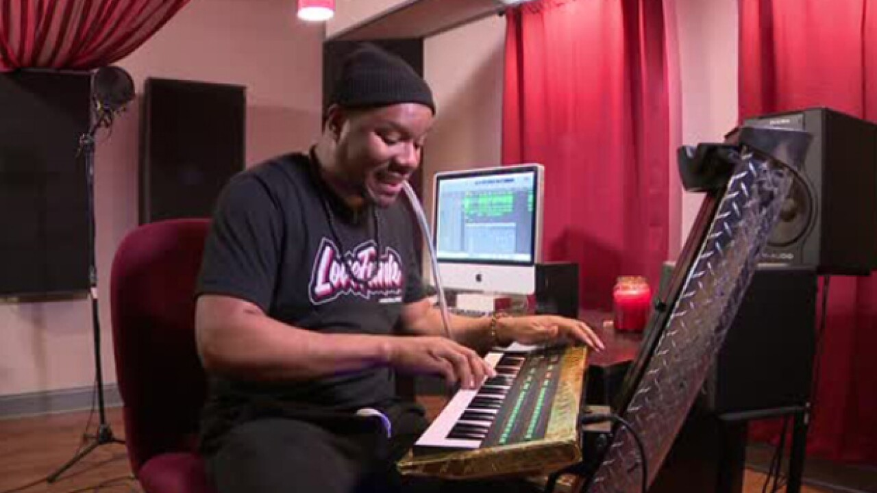 Mr. TalkBox Reflects On Incredible Grammy Night
