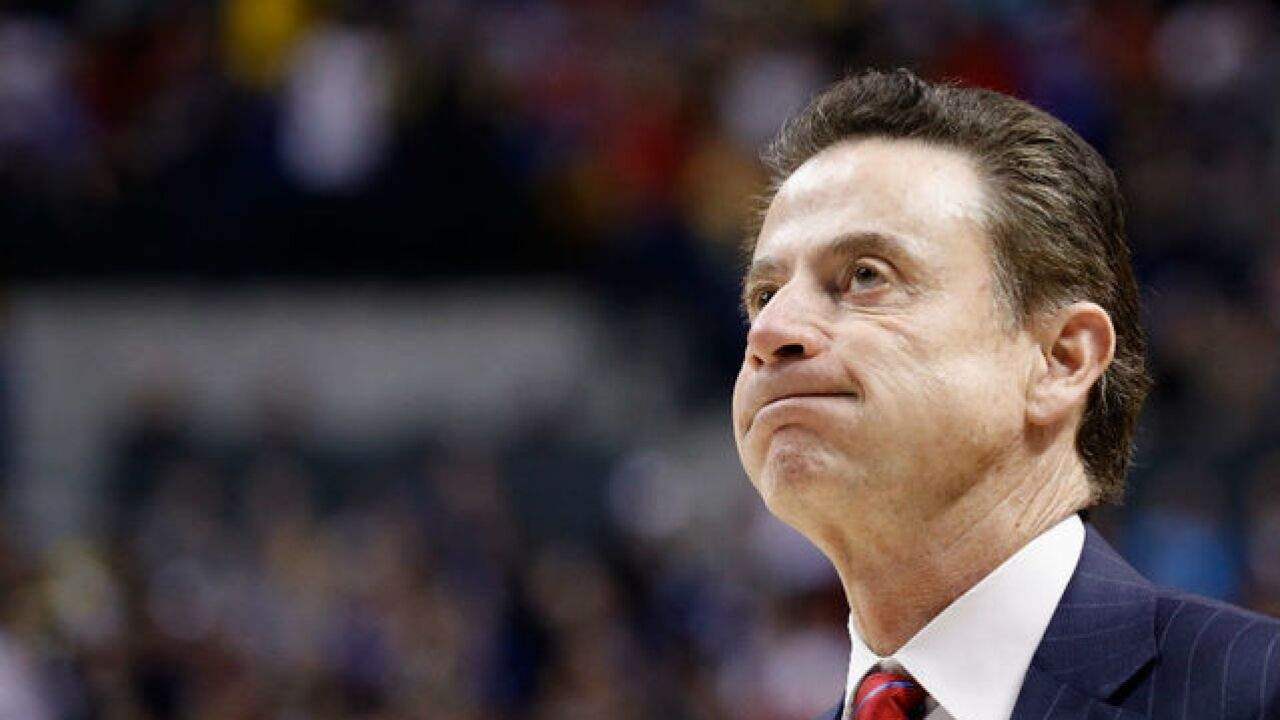 University of Louisville loses appeal, must vacate 2013 men's basketball title
