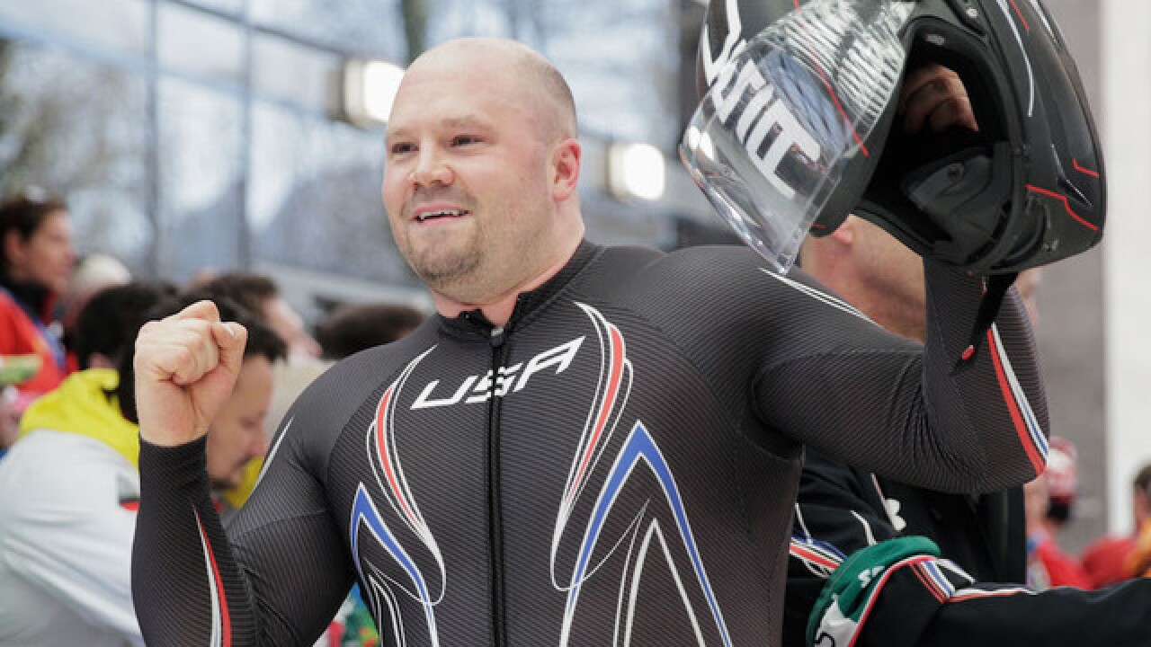 Team USA Olympic bobsledder found dead