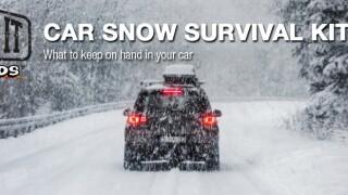 Car Snow Survival Kit