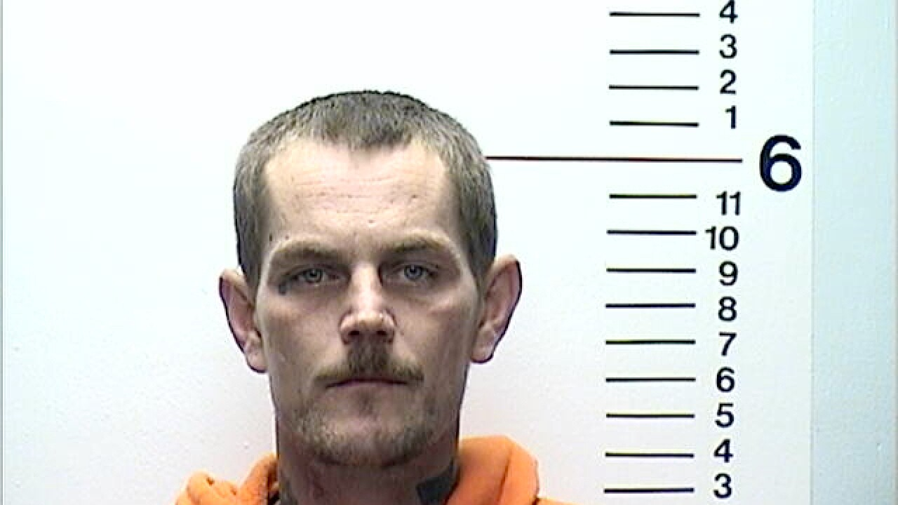 PD: Man used meth, fired gun in house
