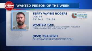 Crime Stoppers Most Wanted Person Of The Week: August 1, 2018