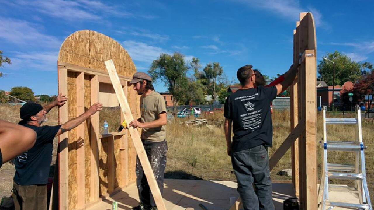 Salida OK's community of 200 tiny homes to help ease housing crunch