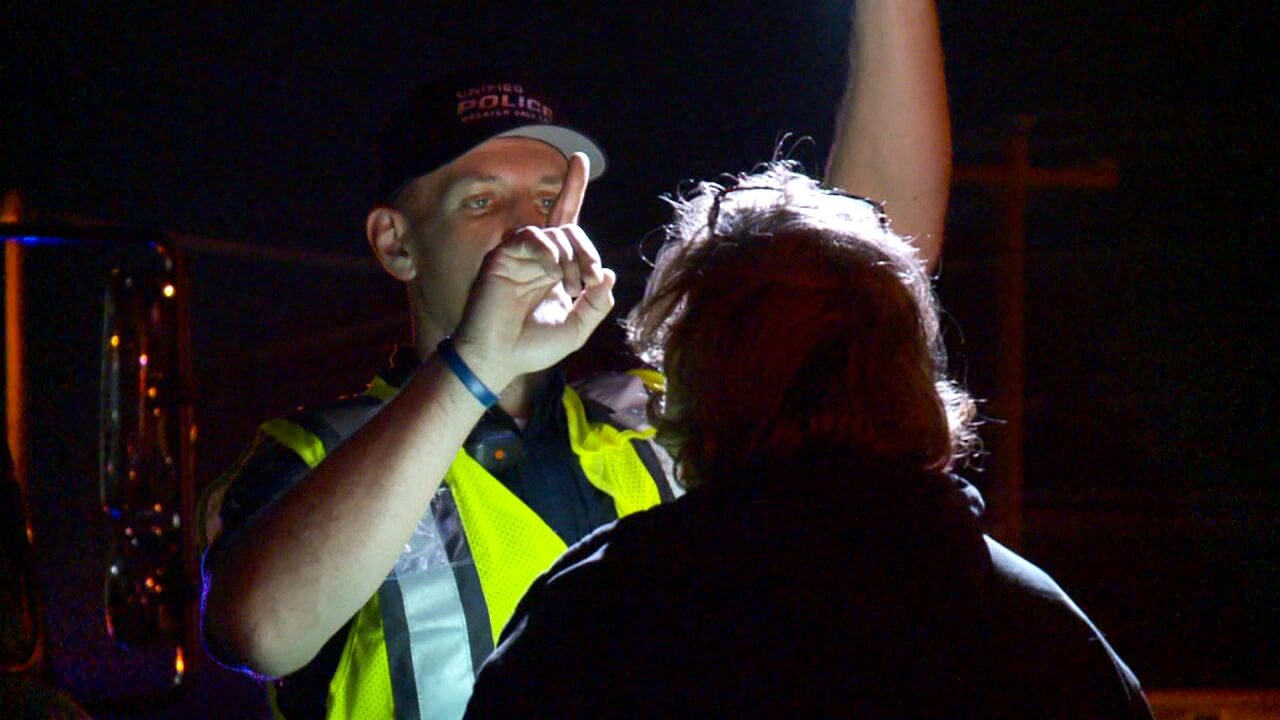 Utah troopers arrest 11 during DUI blitz on New Year's Eve, say all were above old .08 threshold