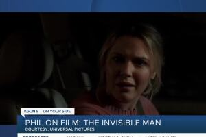 Unnerving, enrapturing 'The Invisible Man' is quite a sight