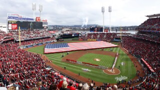 Washington Nationals v Cincinnati Reds