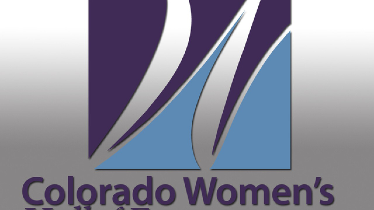 Colorado Women's Hall of Fame Class of 2018