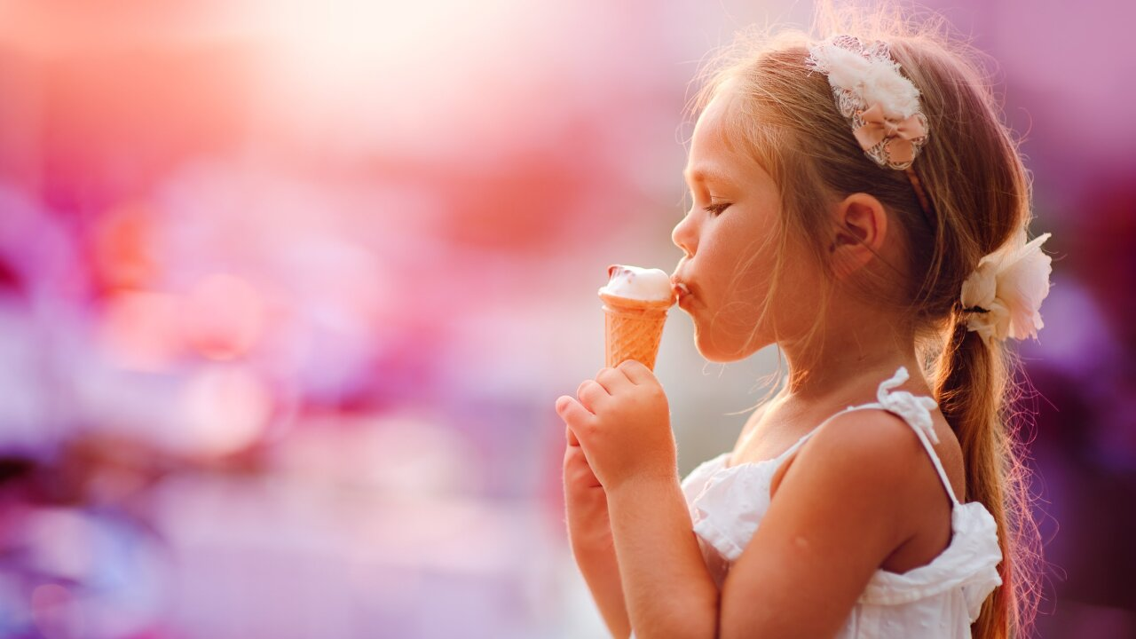 No mess! Scientists develop ice cream that won't melt so fast