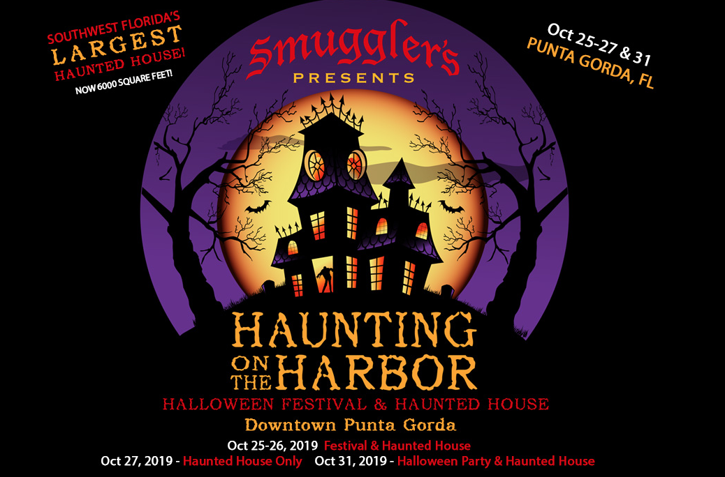 Haunting on the Harbor