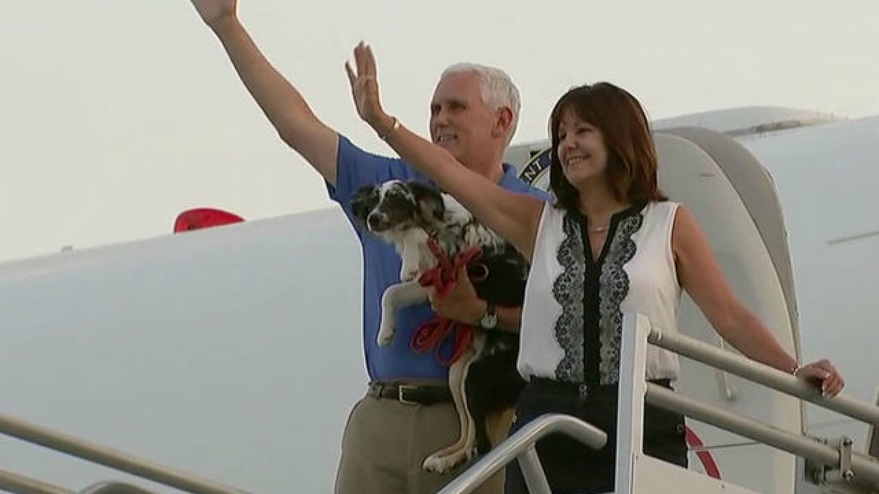 Second Lady Karen Pence to visit Richmond on Tuesday