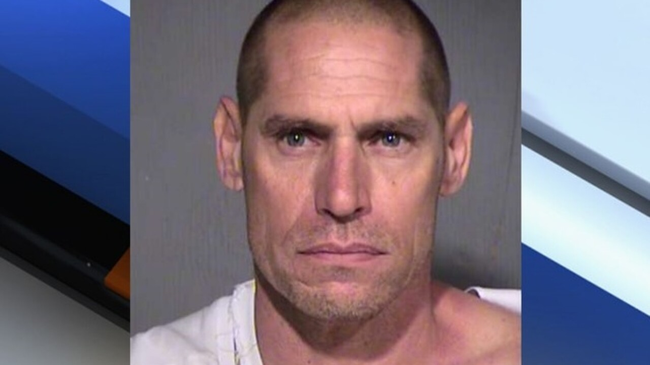 Glendale PD: Man arrested in mistaken identity chase and collision