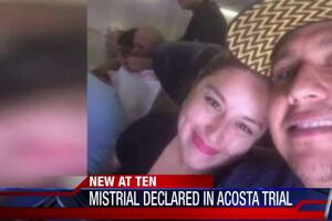 Mistrial declared in the Ausencio Acosta capital murder trial