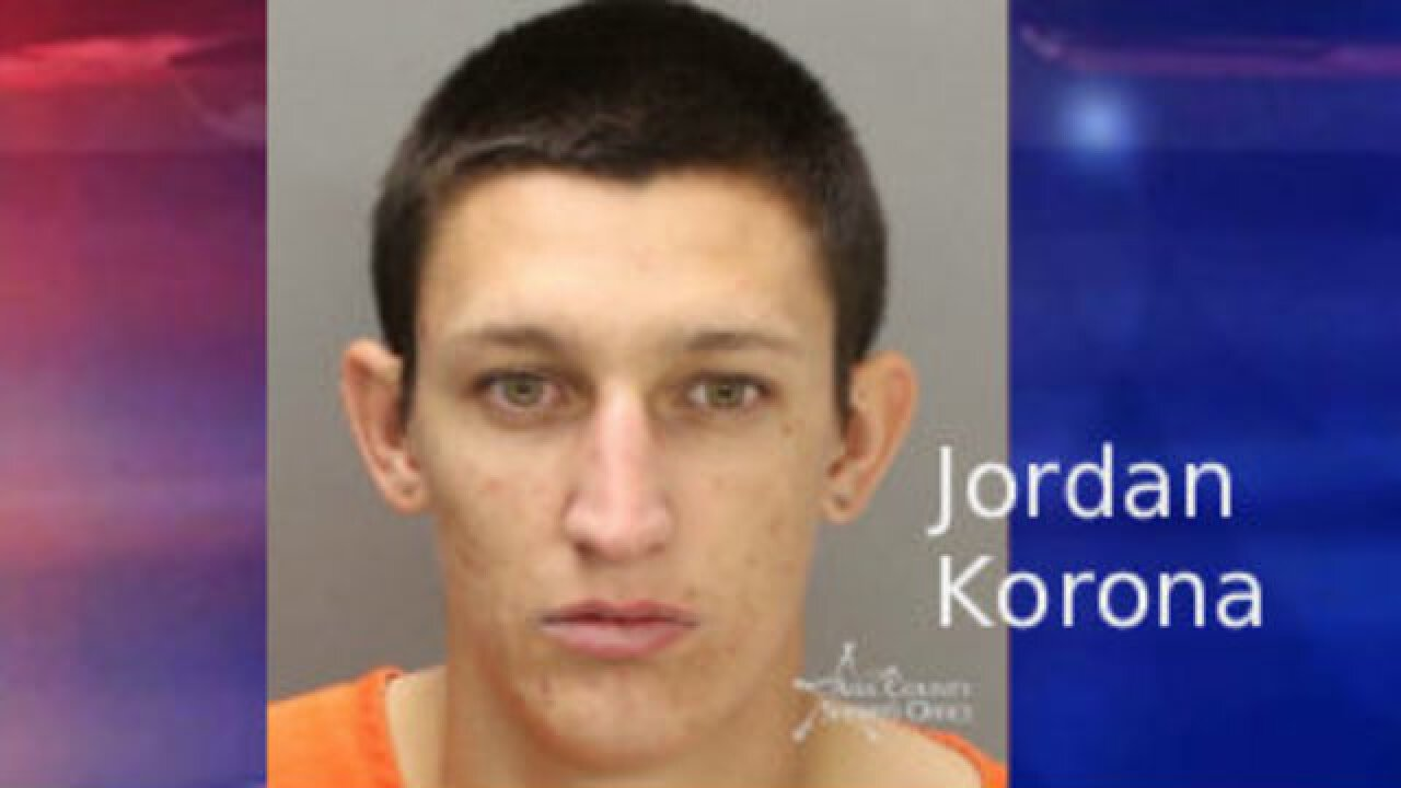 Three arrested on felony drug, weapon charges