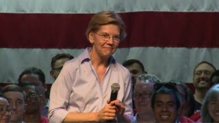 KNXV Elizabeth Warren Tempe Rally 8-1-19
