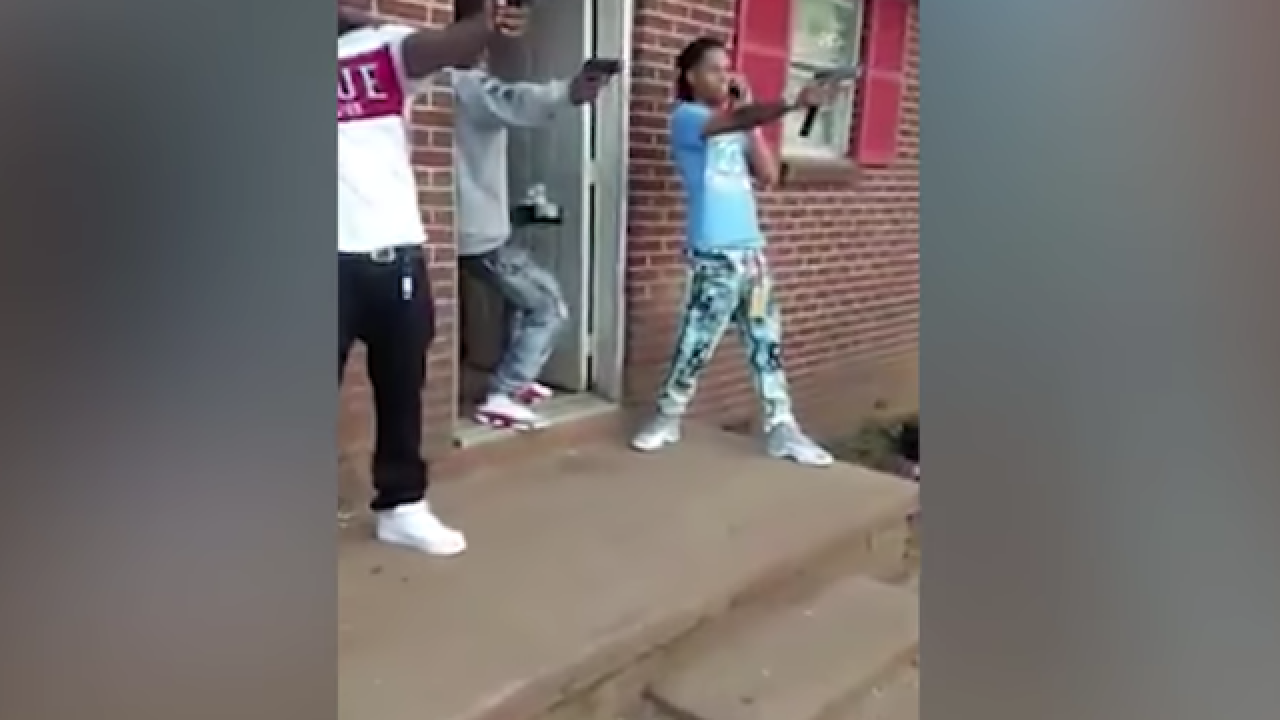Mannequin challenge leads to arrest of two Alabama men