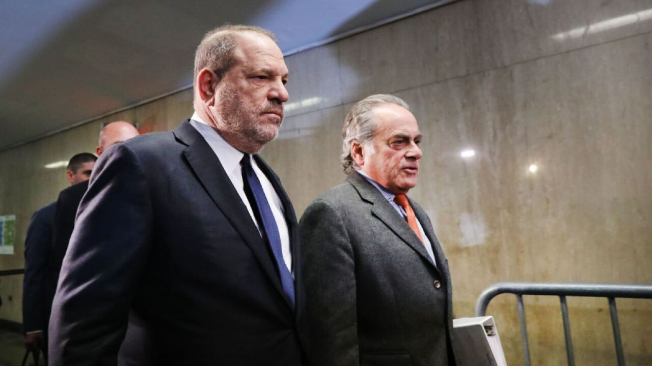 Harvey Weinstein to appear in court Monday on indictment not yet made public