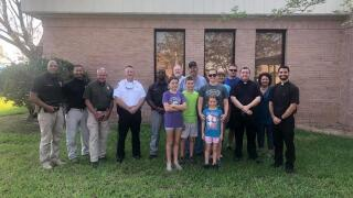 Evangeline Supply Drive success 9-15.jpg