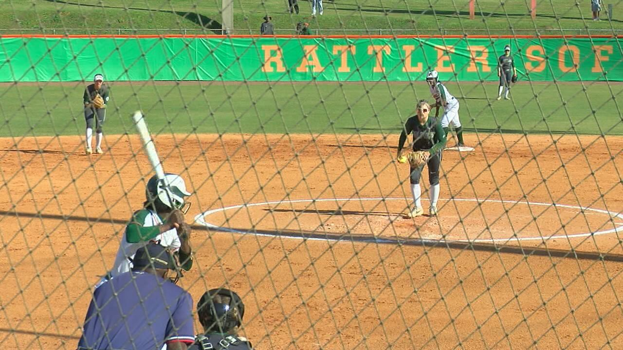 Florida A&M softball tops Jacksonville University in midweek match-up